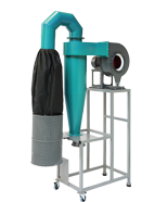 Сyclone dust collector