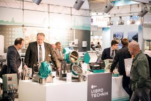 VIBROTECHNIK presented its products in Europe