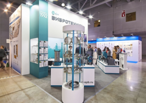 VIBROTECHNIK took part in the Analytica Expo 2020 exhibition